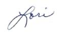 Lori sign